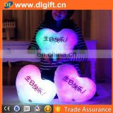 Wholesale custom plush poop LED pillows cushion