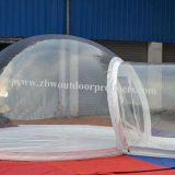 Portable waterproof Inflatable Bubble tent