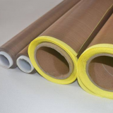 PTFE Coated Fiberglass Fabric High Temperature Resistant Adhesive Tape