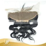 "13""*4"" virgin lace frontal, silk base lace frontal closure keep stock"