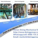 80tph palm oil milling machine, palm oil processing plant