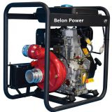 Belon Power 3inch high pressure water pump  3 inch cast iron high pressure pump   90 meters delivery