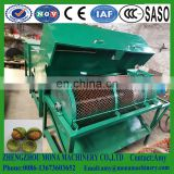 Korea green walnut peeling machinery with CE