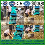 Large capacity automatic deburring chinese chestnut husker machine for sale