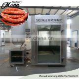 008613673603652 Ce approve Stainless steel automatic sausage smoker for sale/salmon smoke machine/smoke oven for chicken