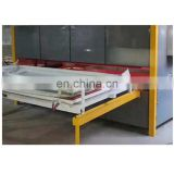 PVC film laminating machine on the door MDF panel vacuum membrane press machine 058