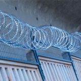 Galvanized Barbed Wire Mesh/Anti-Climb Double Razor Barbed Wire for Protection