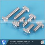 Jinli Hardware Factory Direct China Carbon Steel Fasteners Hammer Head Bolts