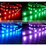 portable 30pcs LED per Meter 12V/RGB LED STRIP flexible led strip light RGB muti-color waterproof IP68 led strip lighting.