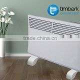 Aluminum electric radiators for home heating