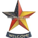 2015 China Anxi Hot Sales Home Wall Decor Metal Star                                                                         Quality Choice