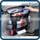 Car Auto Seat Back Multi-Pocket Storage Cool Hot Bag Organizer Holder