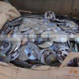 PC CD METALIZED SCRAP
