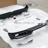 Small body kit bumper spoiler for nissan with PP material