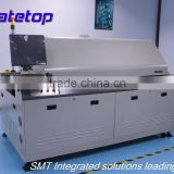 Laboratory research and development of high precision lead-free reflow oven (SMD welding equipment)