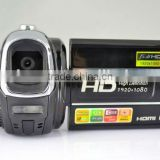Max 12Mega Pixels Full HD DV Digital Video Camera with HDMI port and lithium battery power(HDV-531)