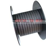 High quality Graphite PTFE braided Packing