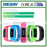 Desay Call/SMS Reminder Photo Music Support Android IOS Bluetooth OLED Smart Bracelet DS-B201