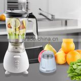 Jialian JL-B732N New Design Plastic Jar 2 in 1 National Electric Juicer Blender with 3 Speeds Button