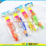 High Quality Novelty Design Colorful LED Slingshot Helicopters Flare Copters
