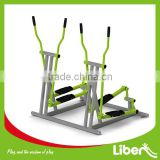 Galvanized Steel Outdoor Gym Sports Fitness Equipment for Park/Elliptical Cross-Trainer LE.ST.003