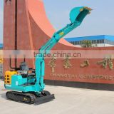 2.2ton mini excavator with rubber track/steel track mini excavator with 0.08CBM bucket/mini digger
