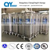 80L/120L/175L/190L/210L/450L/500L High Purity Cryogenic Dewar Cylinders for LOX LIN Lar LNG LCo2