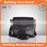 3646- Newest design men genuine leather shoulder bag for 2016 unisex                                                                         Quality Choice