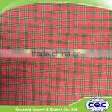 China supplier wholesale woven cotton small check fabric for shirt fabric                                                                                                         Supplier's Choice