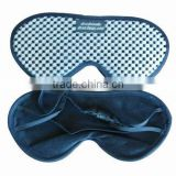 soft bamboo charcoal eye mask for men