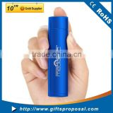 Promotional Gift Power Bank!RoHS Power Bank 2600Mah,USB Power Bank Charger,External Battery