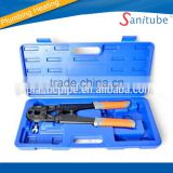 crimping tool for pex al pex pipe pressing fittings clamp tools for pipe installation