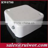 Square Retractable anti theft pull-box for wire harness positioning in electronic equipment