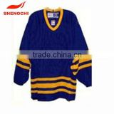 dongguan manufacturer high quality custom ice hockey jersey