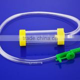 Closed suction catheter suction tube