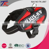 Anti-Scour Design Easy Walk Dog Harness Soft with Custom Available