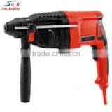 Bosch type 26mm Rotary hammer,three function 1000w electric hammer drill