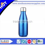 Double wall vacuum stainless steel water bottle and cola bottle                                                                         Quality Choice