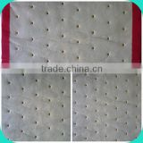 absorbing oil pad for oil pollution control
