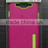 Newest 2in1 Silicone PC Protective Back Case Cover For samsung galaxy s3 i9300