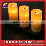 Bulk cheap flamelss led scented candle