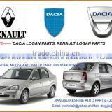 dacia logan accessories parts, renault dacia logan parts