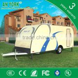 FV-78 best quality enclosed electric tricycle pressure cooker machinery used mobile kitchens