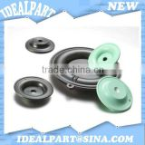 Colour moldable silicone rubber gasket washer