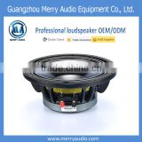 10 inch 8 ohm bass woofer pa speaker pa woofer speaker driver 10'' 250 watts