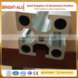 Made in china custom good quality t-slot aluminum profile aluminium extrusion 6063 6061 for industry use