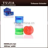 yiwu jinlin New 2015 manual tobacco auxiliary device wholesale tobacco herb grinder JL-175J