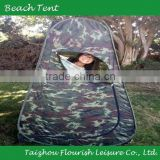 6ft camouflage Portable Shower Changing Tent Camping Toilet Pop up Room Privacy Outdoor w/ Bag