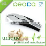 stainless steel garlic press With Zinc Alloy