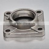 China factory directly stainless steel SF 212 square flange pillow block